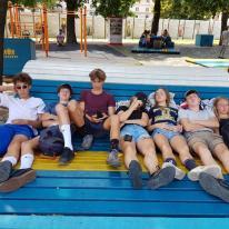 Buitenlands kamp givers 2019